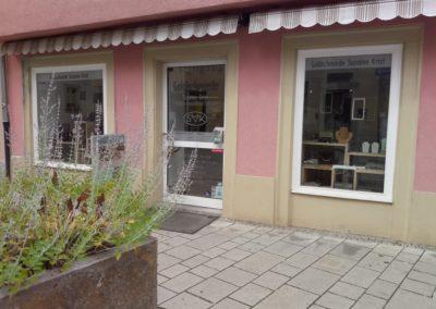 Juwelier und Goldschmiede Susanne Krist in Ochsenfurt bei Würzburg.